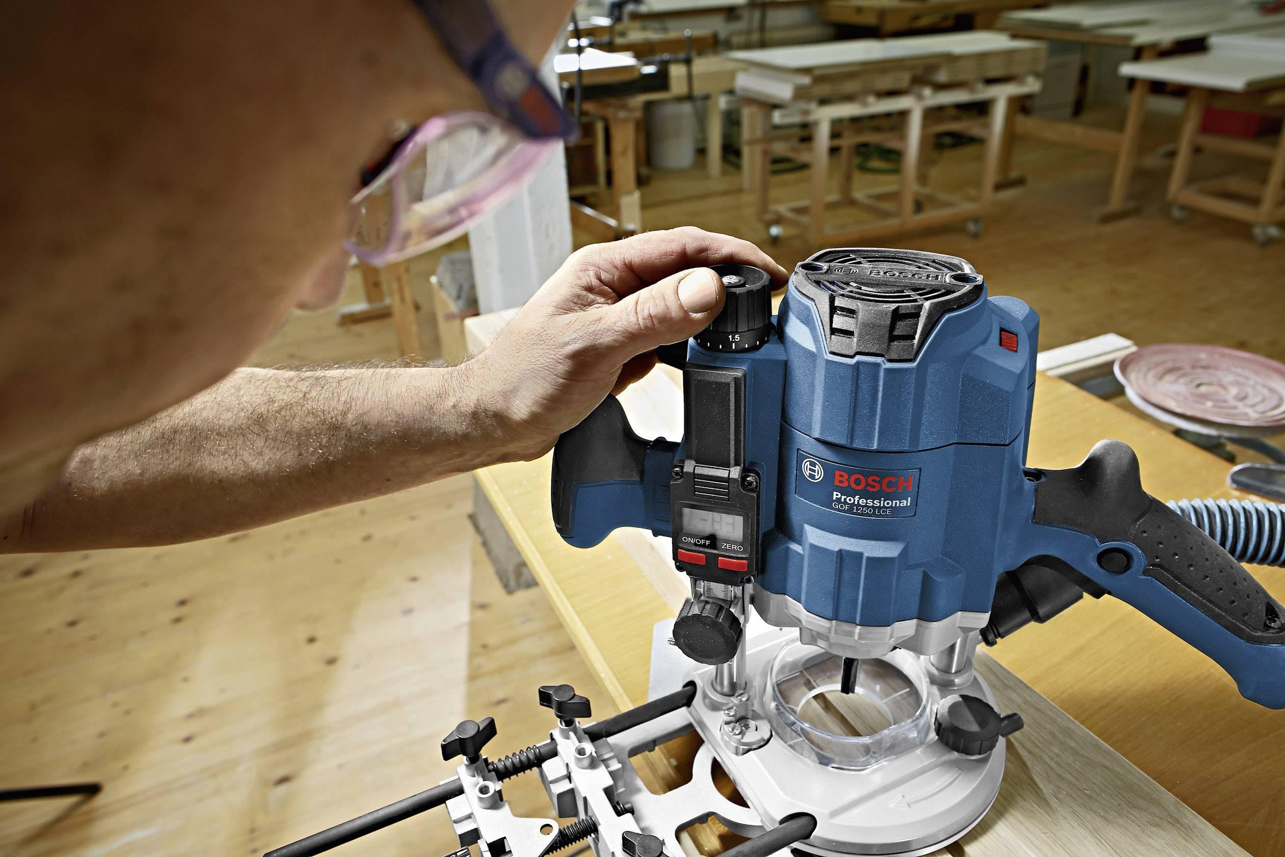 Bosch GOF 1250/Lce Professional