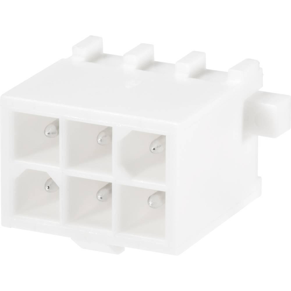 Ohišje za konektorje-platina TE Connectivity 1-794075-0 : 4.14 mm 1 kos