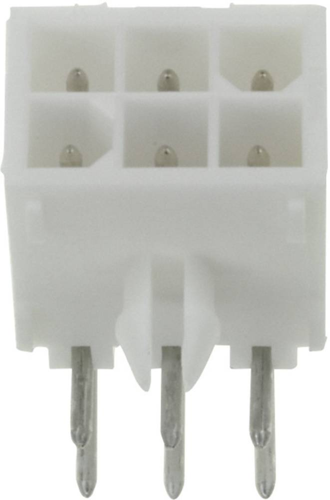 Stiftkabinet-printplade Mini-Universal-MATE-N-LOK Samlet antal poler 16 TE Connectivity 1-770974-1 Rastermål: 4.14 mm 1 stk