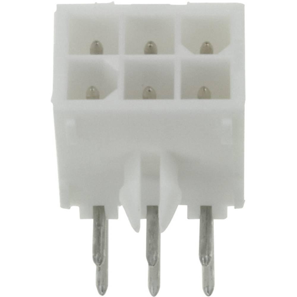 Ohišje za konektorje-platina TE Connectivity 1-770969-0 : 4.14 mm 1 kos