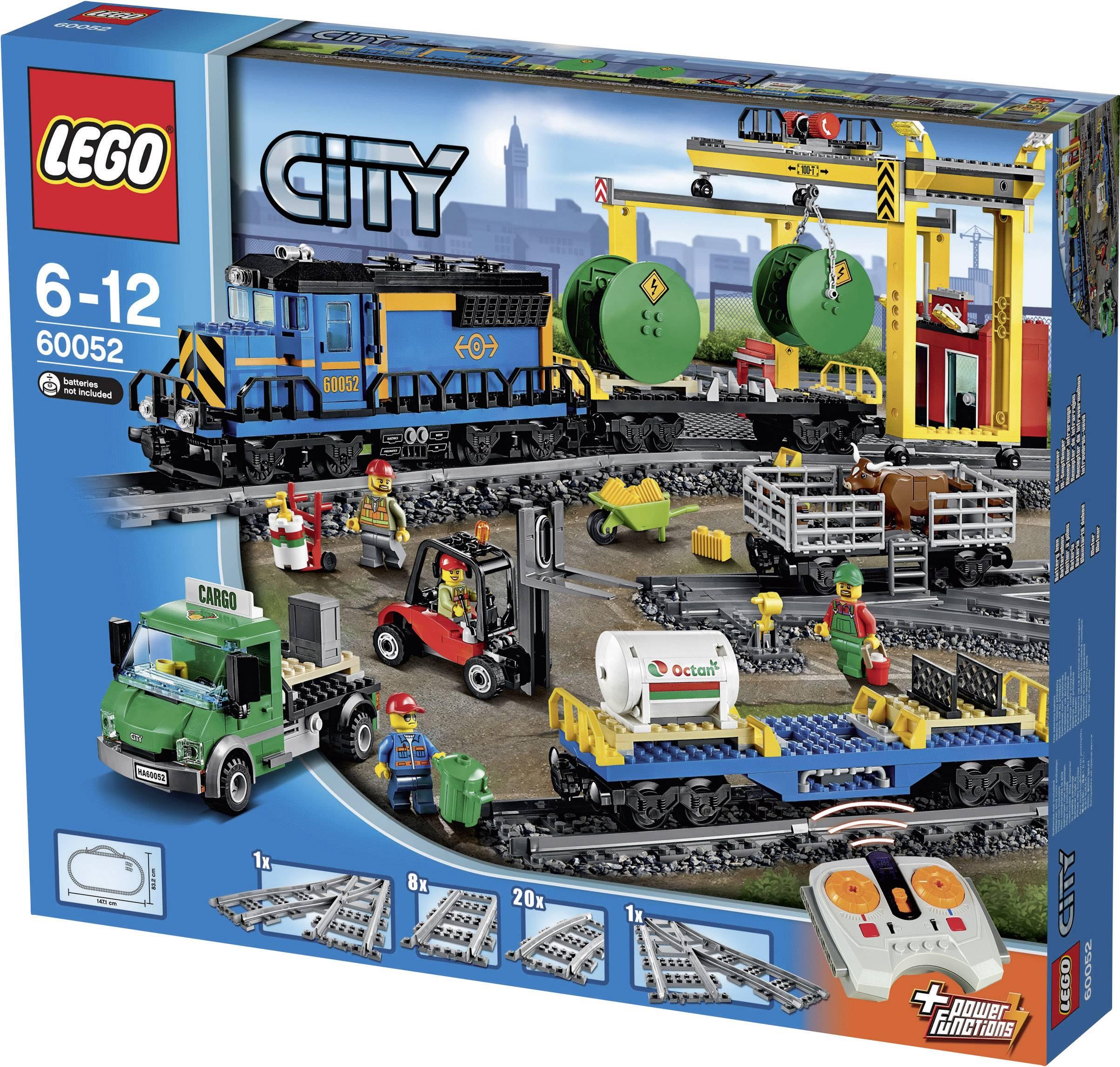 Lego City 60052 Conradcom