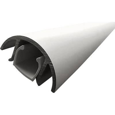 Image of Alunovo MAL-100 Cable duct (L x W x H) 1000 x 30 x 15 mm 1 pc(s) Silver (matt, anodised)
