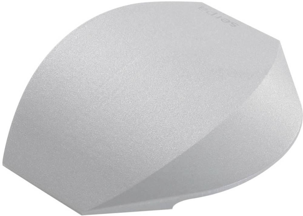 Zaključna kapica siva Serpa vsebina: 2 kos