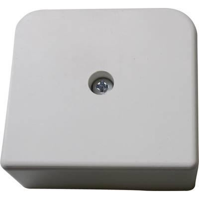 Image of GAO 5331 Junction box (L x W x H) 60 x 55 x 25 mm Grey IP30 1 pc(s)