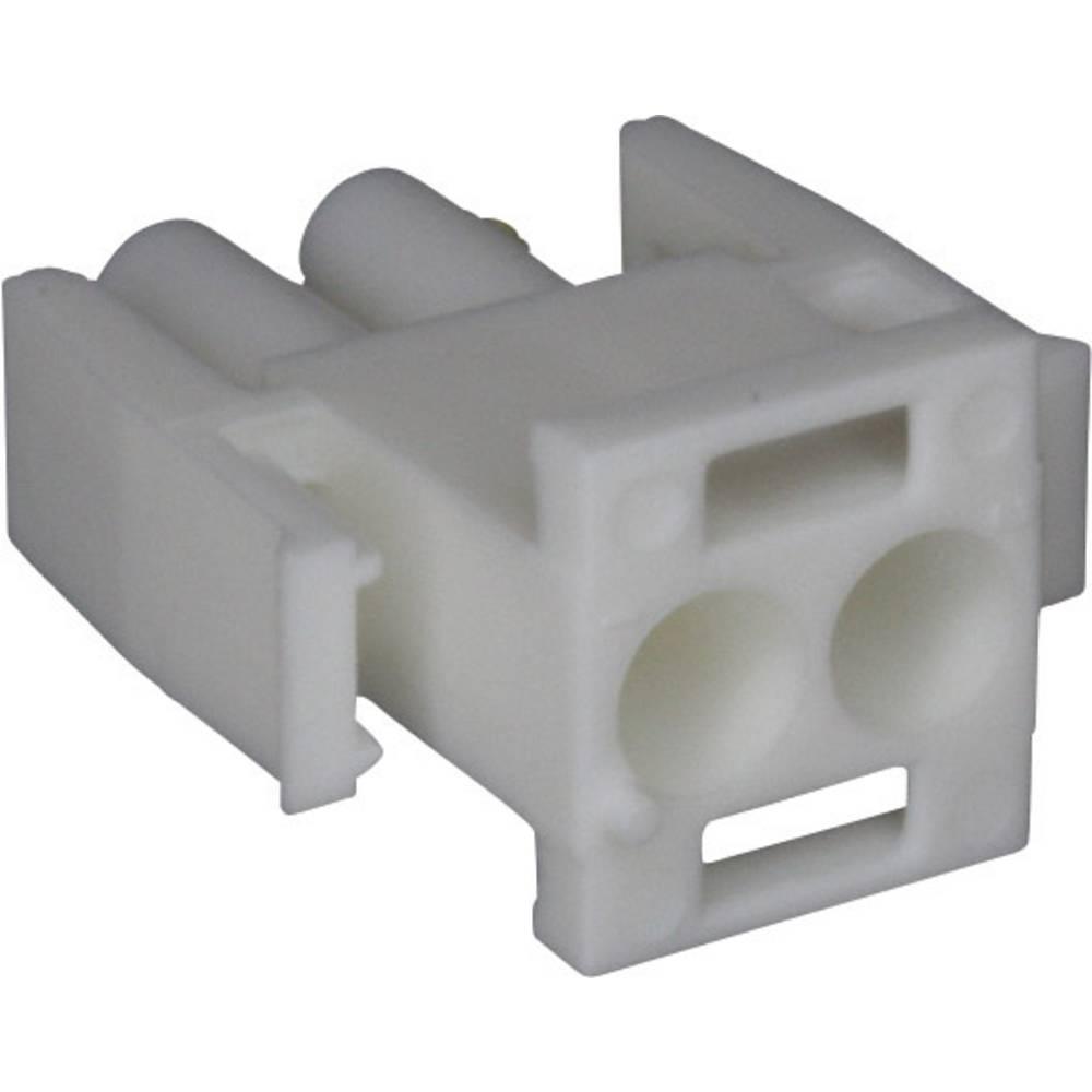 Stiftkabinet-kabel Universal-MATE-N-LOK Samlet antal poler 2 TE Connectivity 350777-1 1 stk
