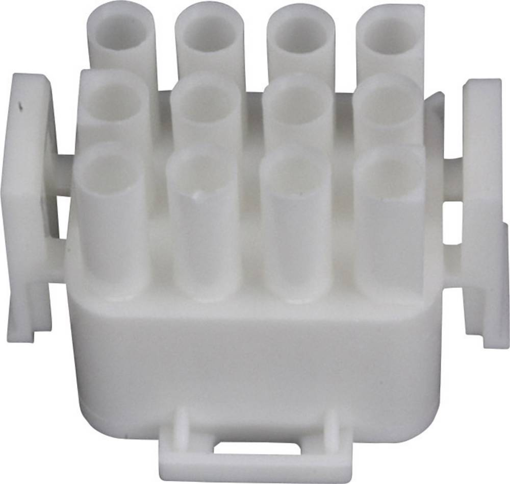 Stiftkabinet-kabel Universal-MATE-N-LOK Samlet antal poler 12 TE Connectivity 1-480708-0 1 stk
