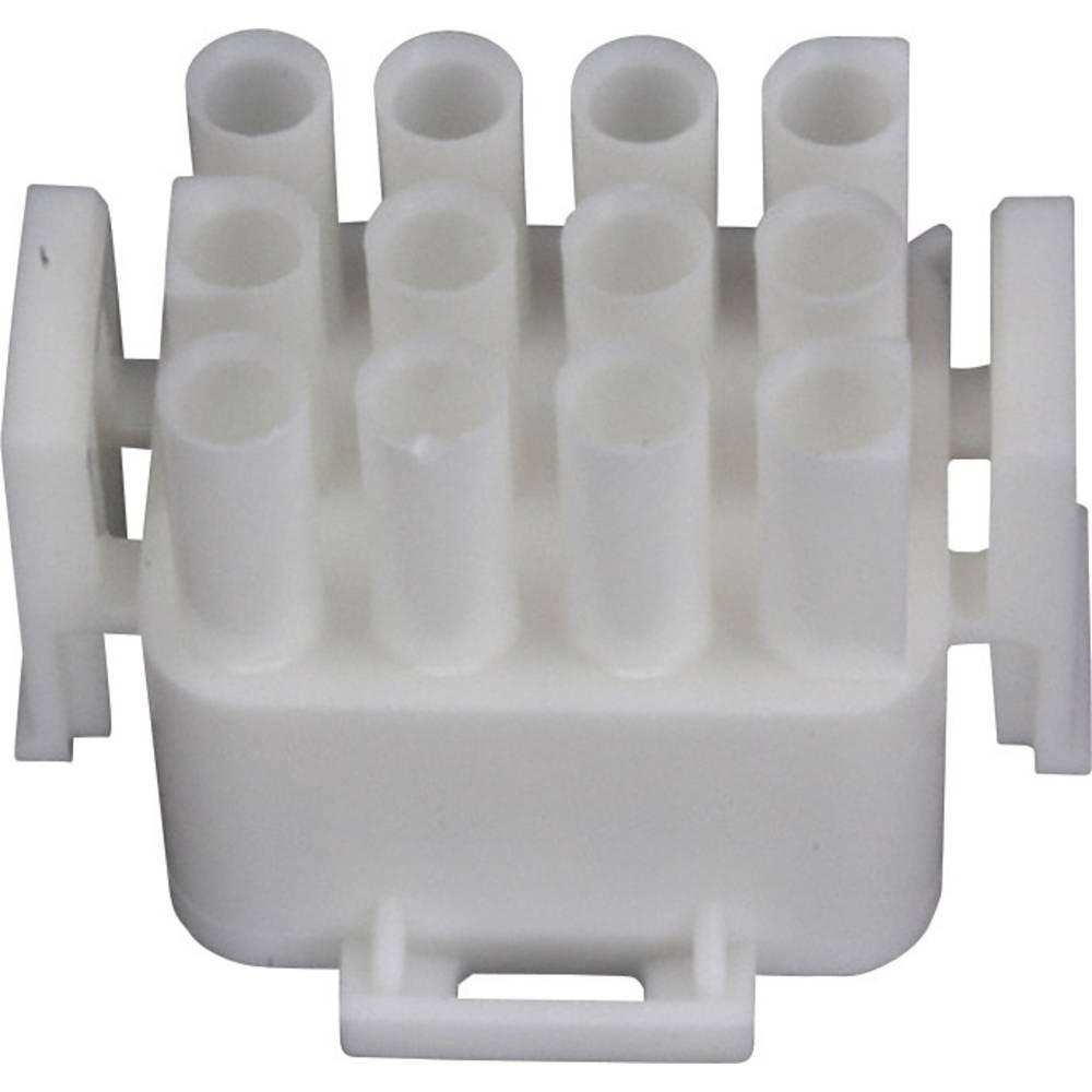 Ohišje za konektorje-kabel TE Connectivity 0-0350720-1 1 kos