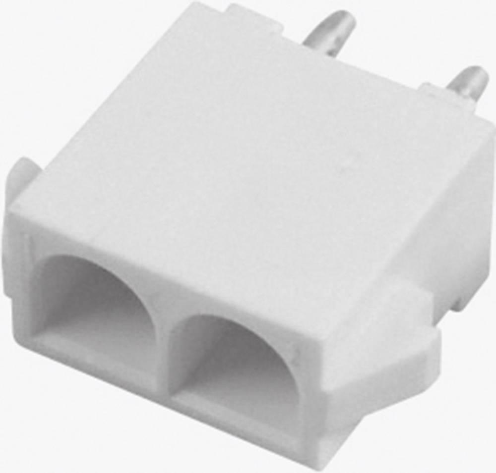 Ohišje za konektorje- platina TE Connectivity 350762-4 1 kos