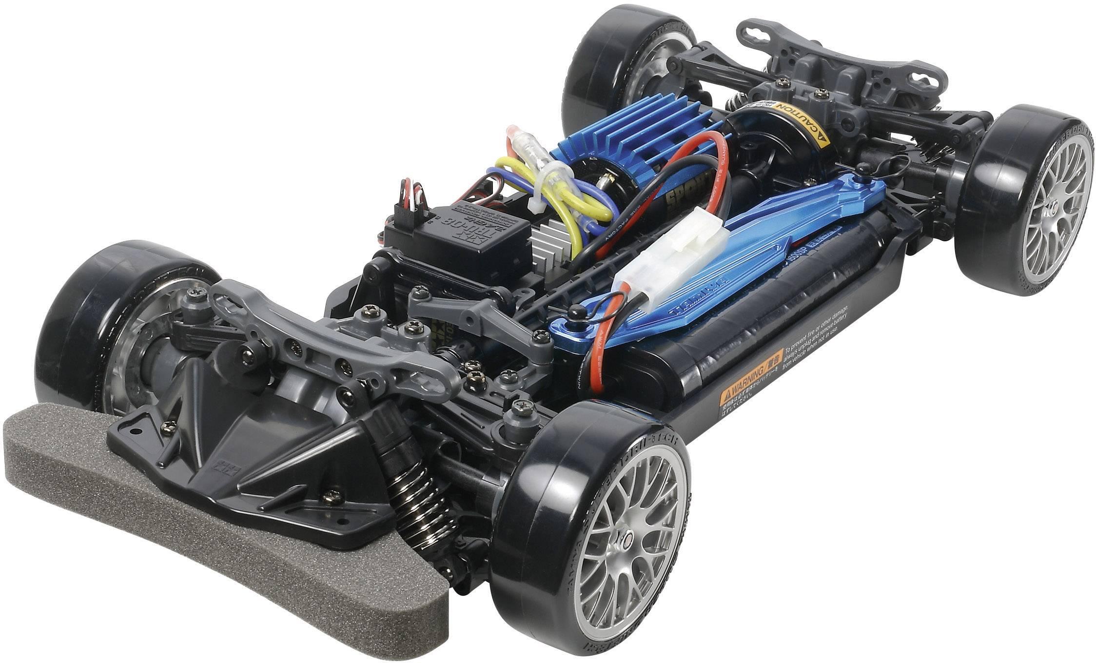 Tamiya Tt 02d Drift Spec Chassis Brushed 1 10 Rc Model Car Electric Road Version 4wd Kit Conrad Com
