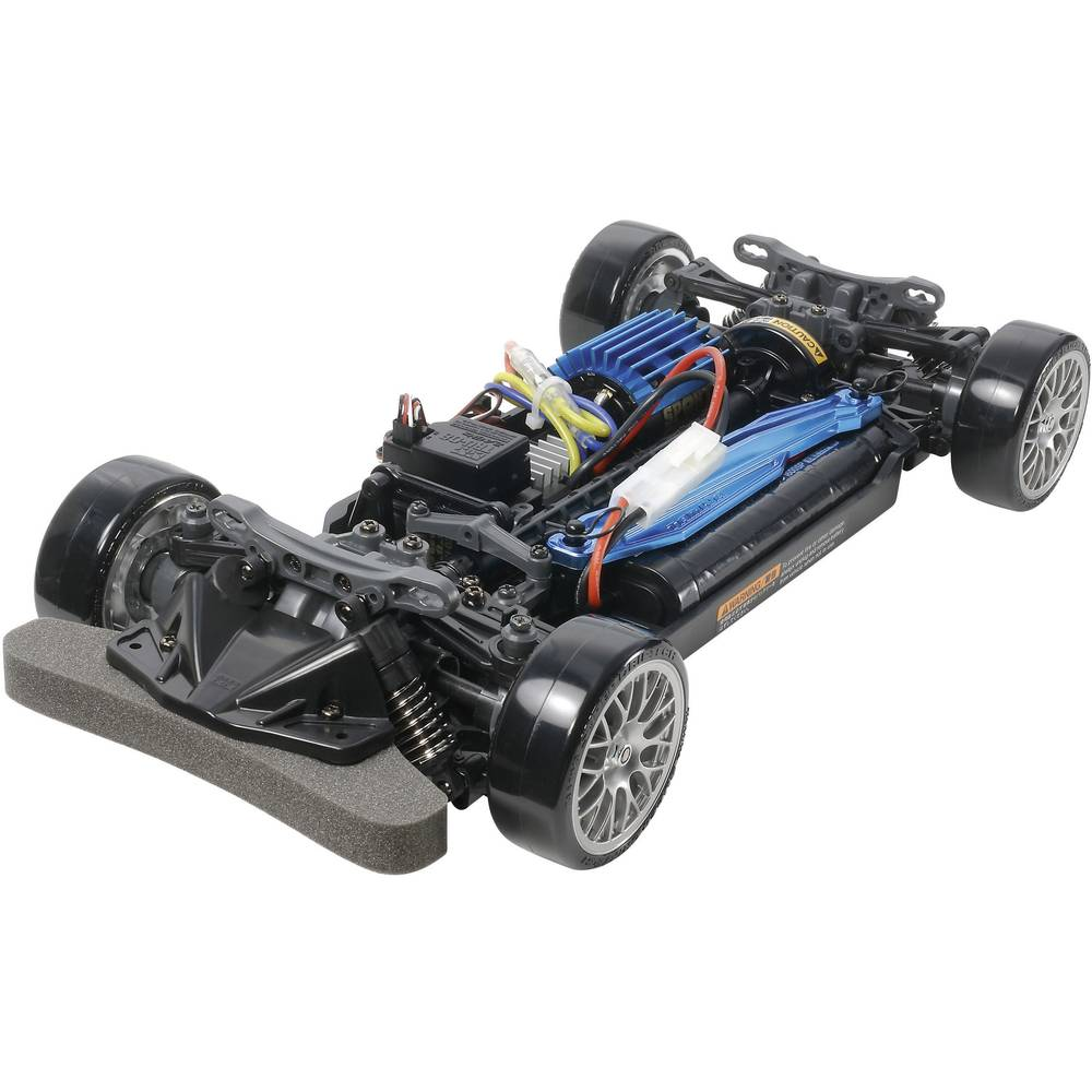 Tamiya Tt 02d Drift Spec Chassis Brushed 110 Rc Model Car Electric 10 Road Version 4wd Kit