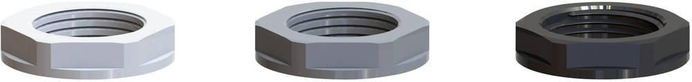 Varovalna matica PG16 poliamid srebrno-sive barve (RAL 7001) Bimed BL-05 50 kosov