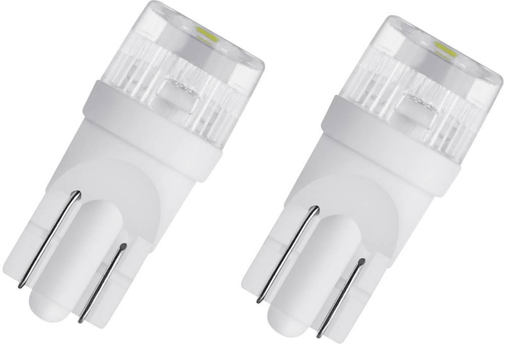 Neolux LED Retrofit žarnica za notranjost vozila T10 W5W W2.1x9.5d bela () 11 mm