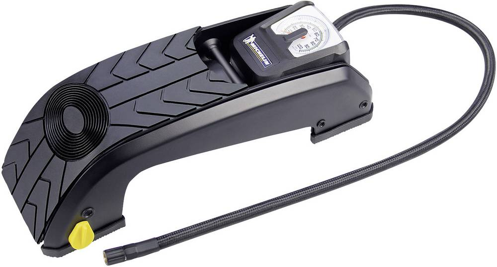 Michelin eno-valjna stopalna črpalka, analogna (D x Š x V) 29 x 11 x 8,5 cm 92418