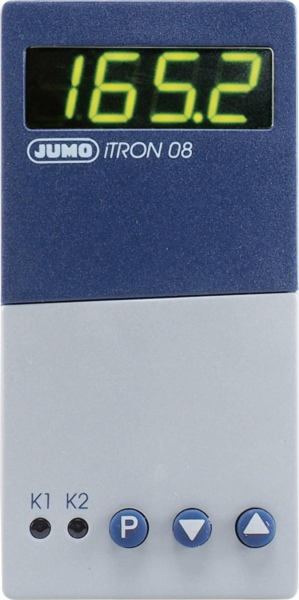 JUMO iTRON regulator mikroprocesora 702042/88-888-000-23/061, 210 110 - 240 V/AC