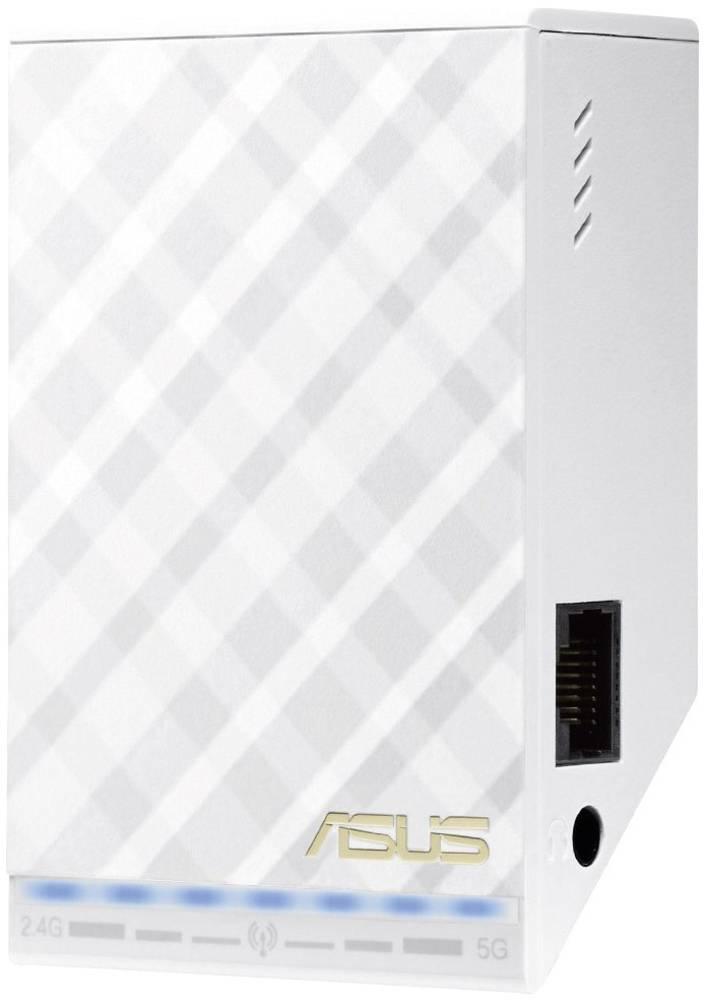 Ojačevalnik WLAN-signala Asus RP-AC52, 750 MBit/s, 2,4 GHz, 5 GHz 90IG00T0-BM0N00