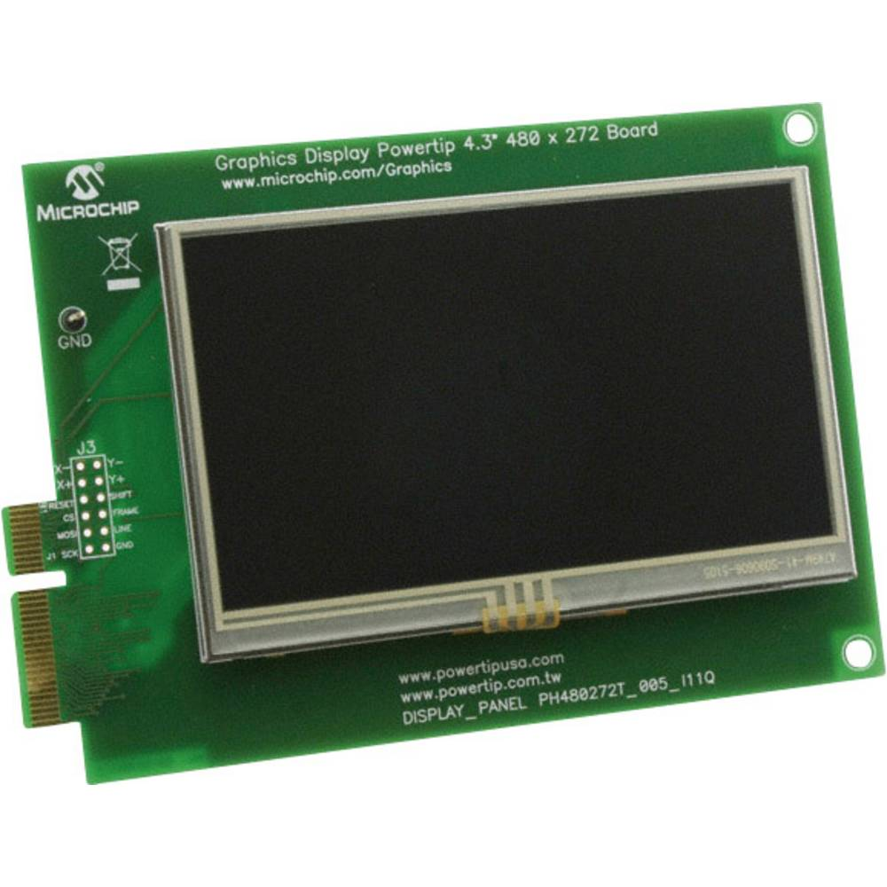 Razširitvena plošča Microchip Technology AC164127-6