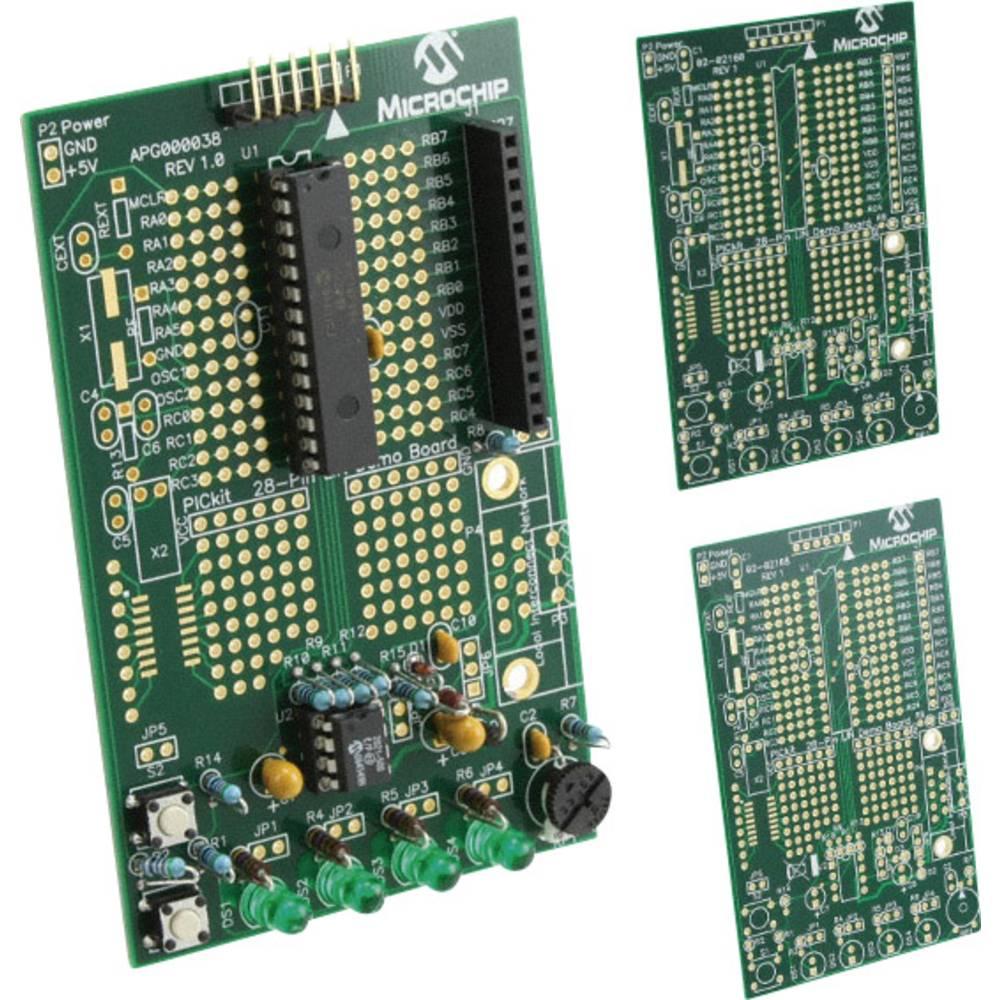 Razvojna plošča Microchip Technology DM164130-3