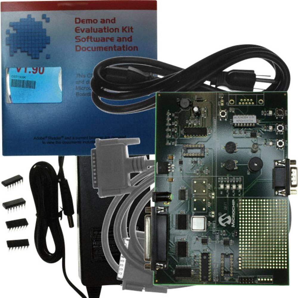 Razvojna plošča Microchip Technology DV250501