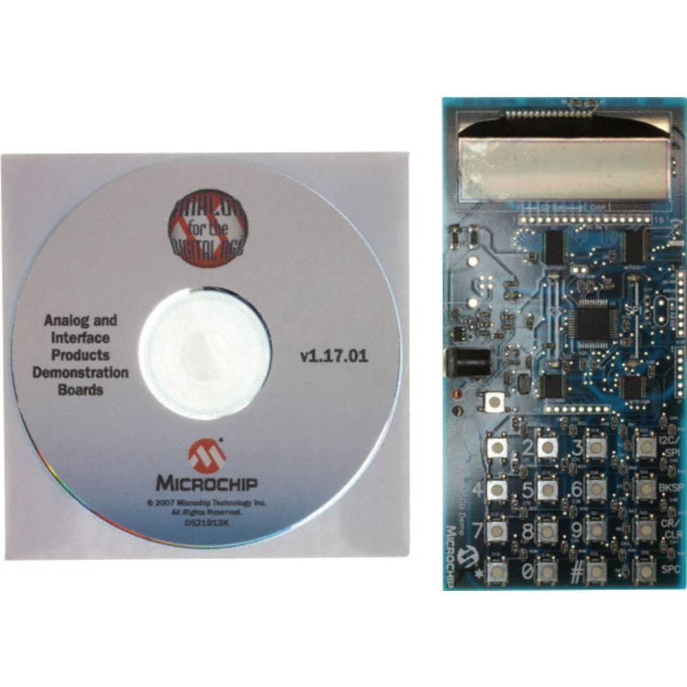 Razvojna plošča Microchip Technology GPIODM-KPLCD