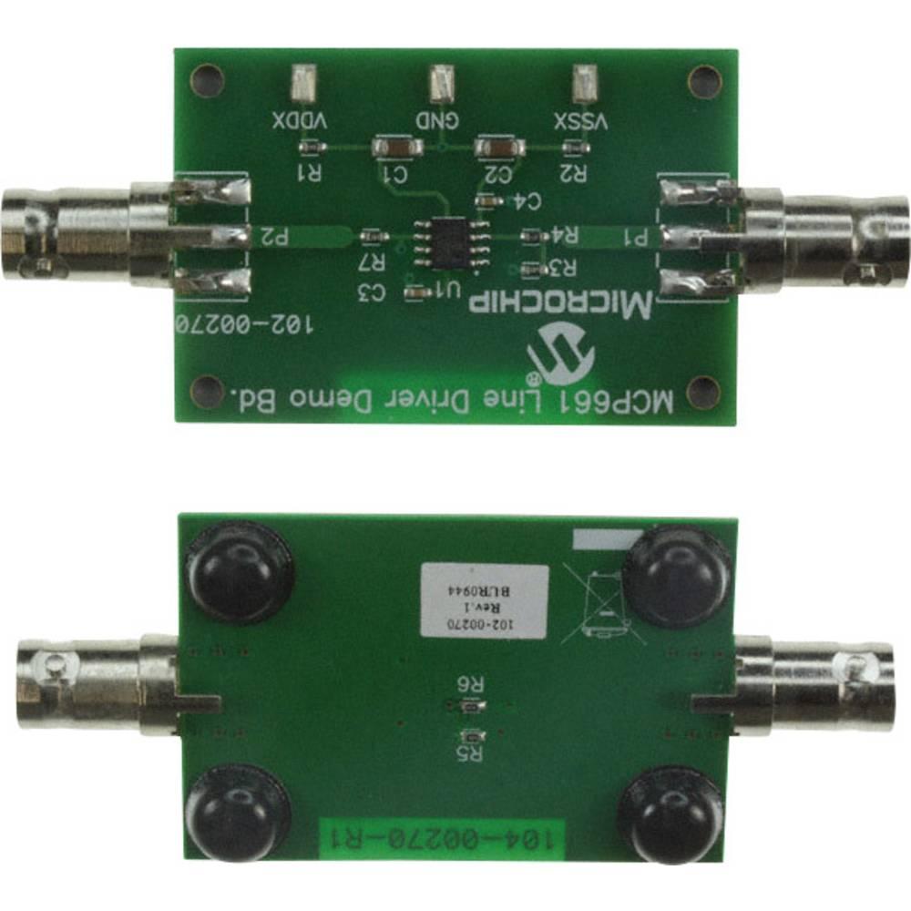 Razvojna plošča Microchip Technology MCP661DM-LD