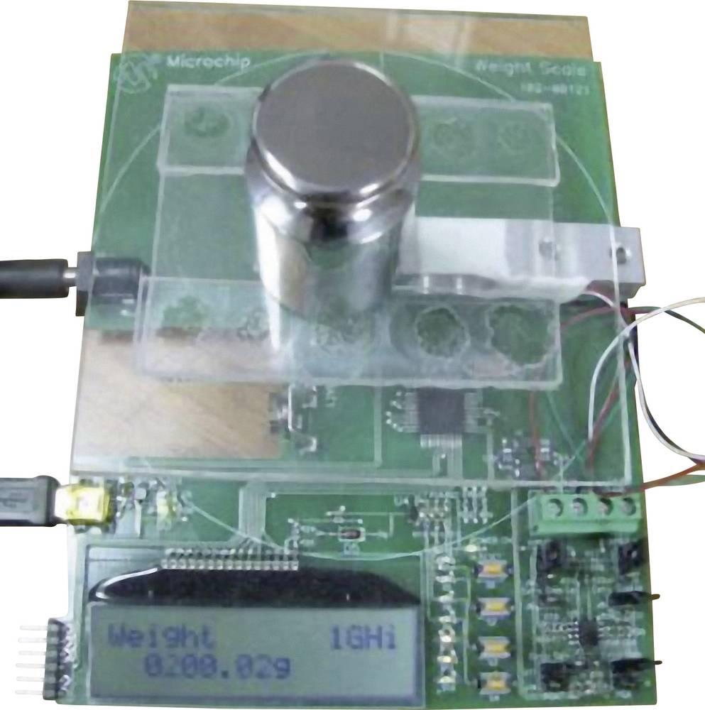 Razvojna plošča Microchip Technology MCP3421DM-WS