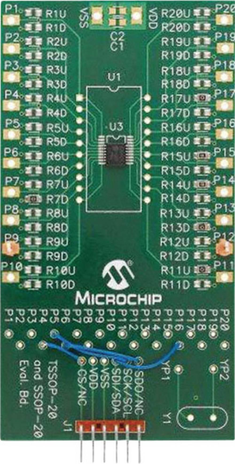 Razvojna plošča Microchip Technology MCP42XXEV