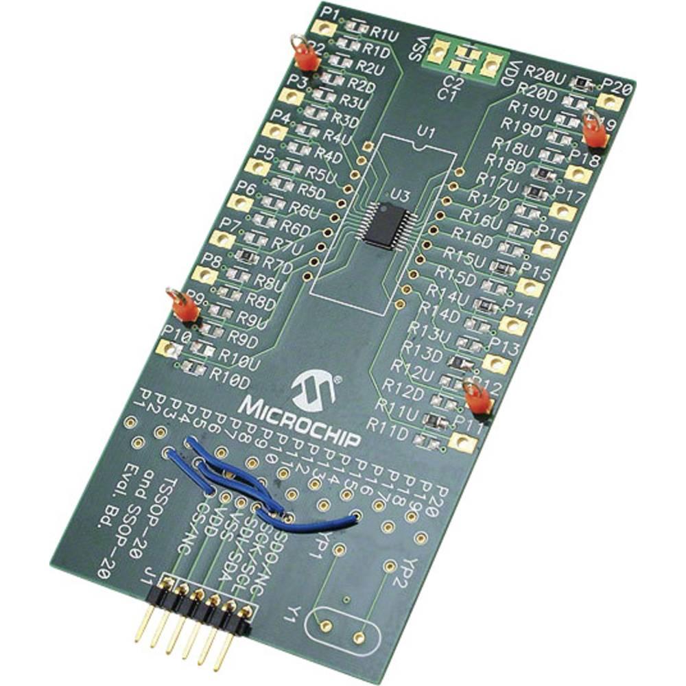 Razvojna plošča Microchip Technology MCP43XXEV