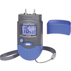 Fuktmätare för material Basetech BT-400