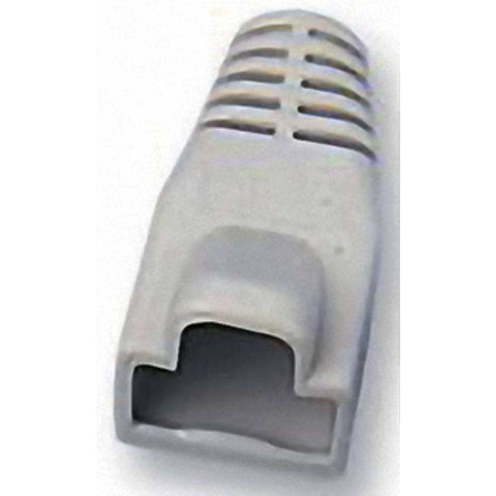 MH Connectors MHRJ45SRB-LG Lysegrå 1 stk