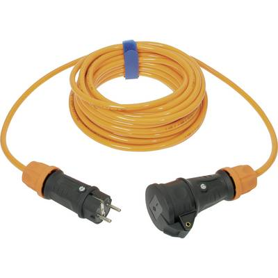 Image of SIROX 649.010.17 Current Cable extension 16 A Orange 10.00 m