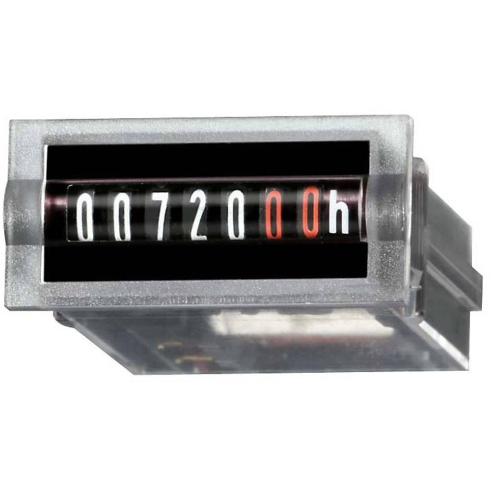 Drifttidsräknare Kübler HK 07.20 30 x 13 mm