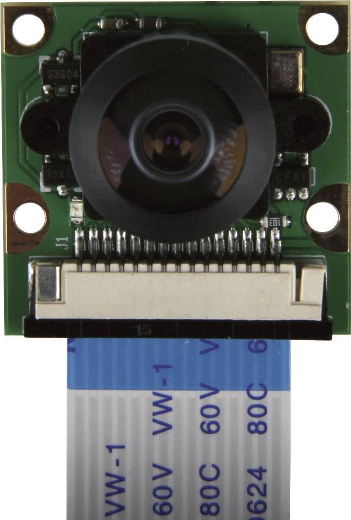 Joy-it rb-camera-ww CMOS colour camera unit Compatible with
