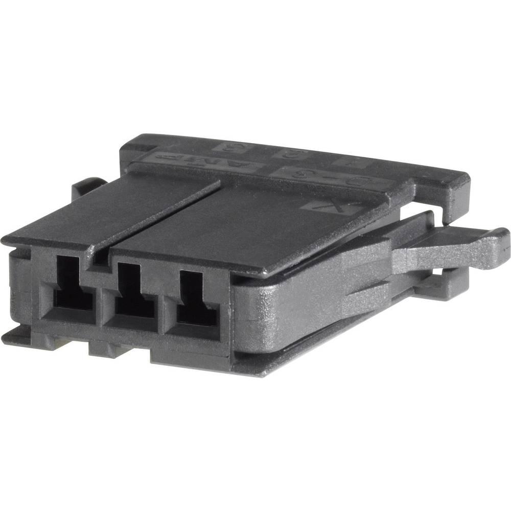 Tilslutningskabinet-kabel DYNAMIC 3000 Series Samlet antal poler 6 TE Connectivity 1-178288-6 Rastermål: 3.81 mm 1 stk