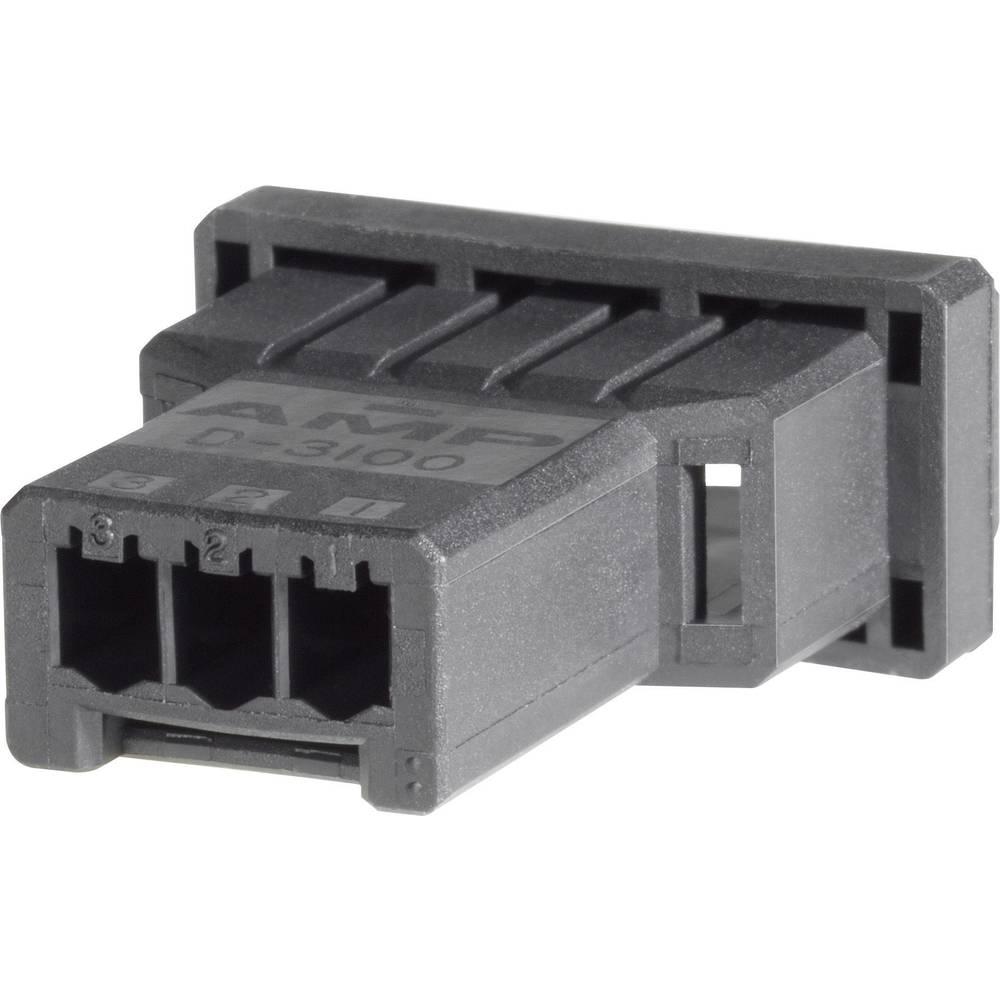 Stiftkabinet-kabel DYNAMIC 3000 Series Samlet antal poler 5 TE Connectivity 1-177648-5 Rastermål: 3.81 mm 1 stk