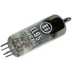 Elektronka EL 95 = 6 DL 5 končna pentoda 250 V 24 mA št. polov: 7 podnožje: miniaturno