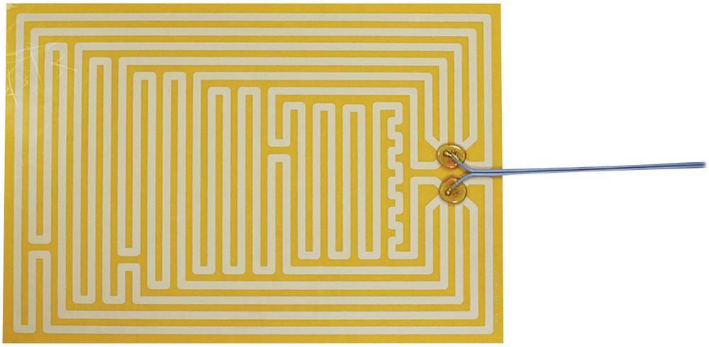 Polyester Varmefolie selvklæbende 12 V/DC, 12 V/AC 90 W Beskyttelsestype IPX4 (L x B) 335 mm x 230 mm Thermo