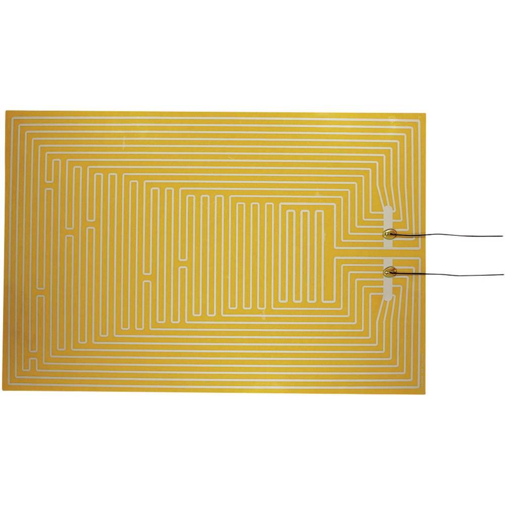 Samolepilna ogrevalna folija 12 V/DC, 12 V/AC 50 W vrsta zaščite IPX4 (D x Š) 600 mm x 400 mm Thermo