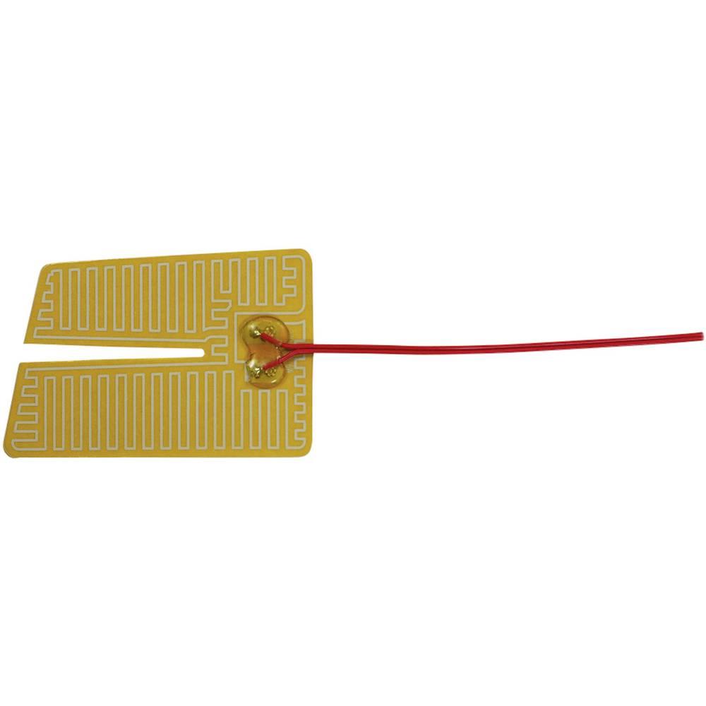 Polyester Varmefolie selvklæbende 24 V/DC, 24 V/AC 6 W Beskyttelsestype IPX4 (L x B) 120 mm x 80 mm Thermo
