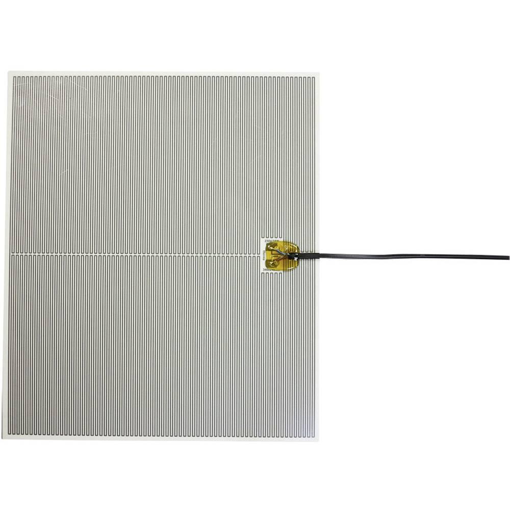 Polyester Varmefolie selvklæbende 230 V/AC 15 W Beskyttelsestype IPX4 (L x B) 340 mm x 290 mm Thermo