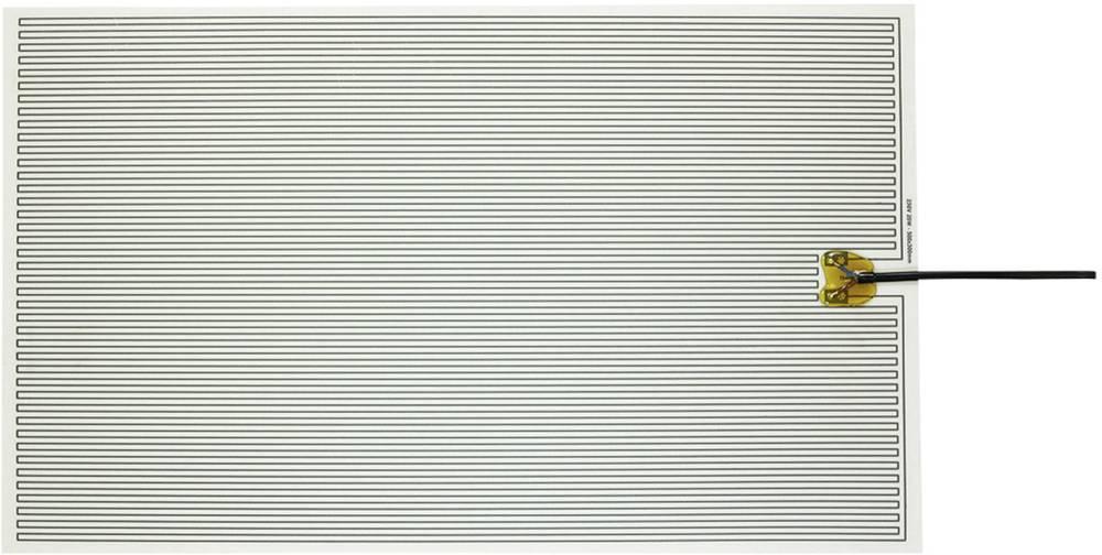 Polyester Varmefolie selvklæbende 230 V/AC 20 W Beskyttelsestype IPX4 (L x B) 500 mm x 300 mm Thermo