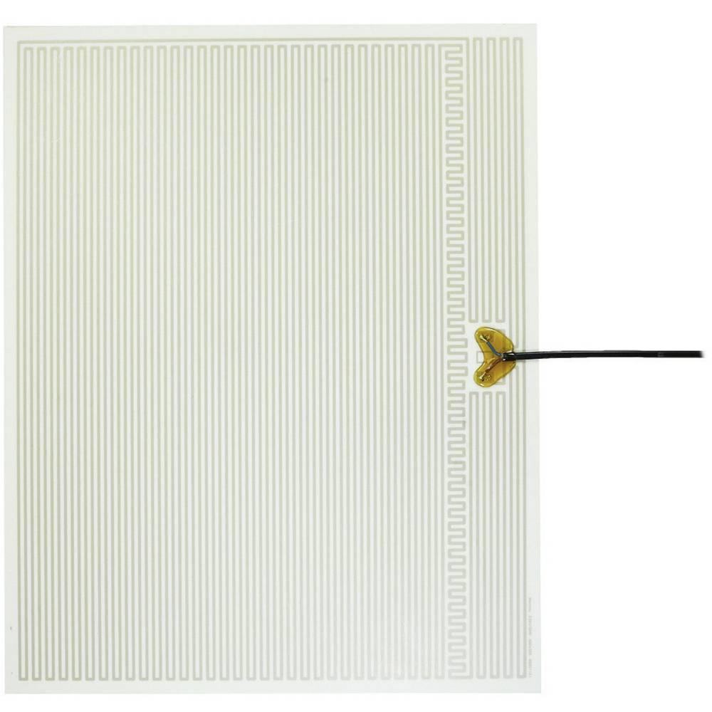 Polyester Varmefolie selvklæbende 230 V/AC 50 W Beskyttelsestype IPX4 (L x B) 500 mm x 400 mm Thermo