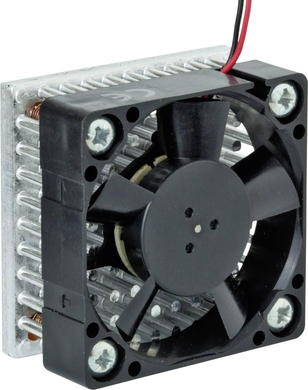 Aksial ventilator 12 V/DC (L x B x H) 33 x 33 x 19.5 mm SEPA HXB30E12