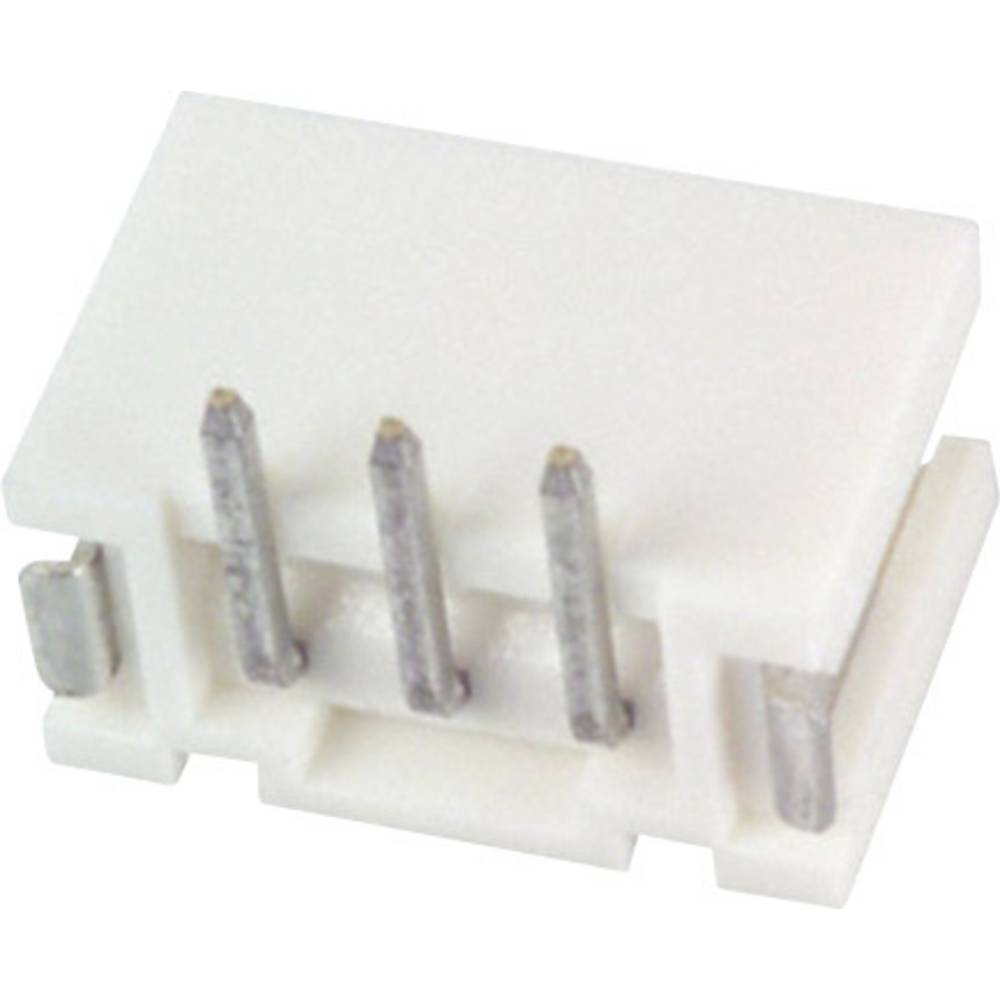Vgradni pinski konektor (standarden) JST B3B-PH-SM4-TB (LF)(SN), mere: 2 mm 1 kos