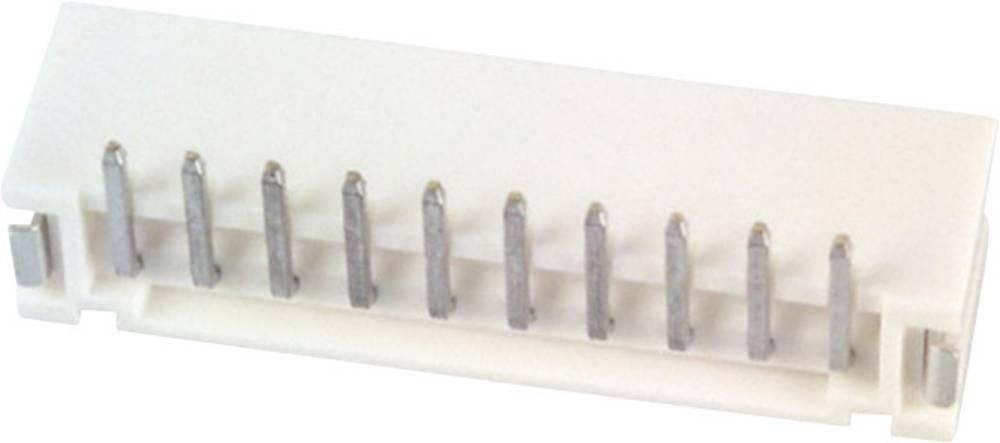 Vgradni pinski konektor (standarden) JST B10B-PH-SM4-TB (LF)(SN), mere: 2 mm 1 kos