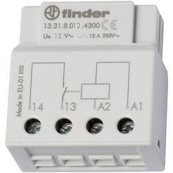 Releji za UP-vtičnice ali stikalne vtičnice Finder 13.31.8.012.4300 12 V/AC zapiralni 12 A 250 V/AC