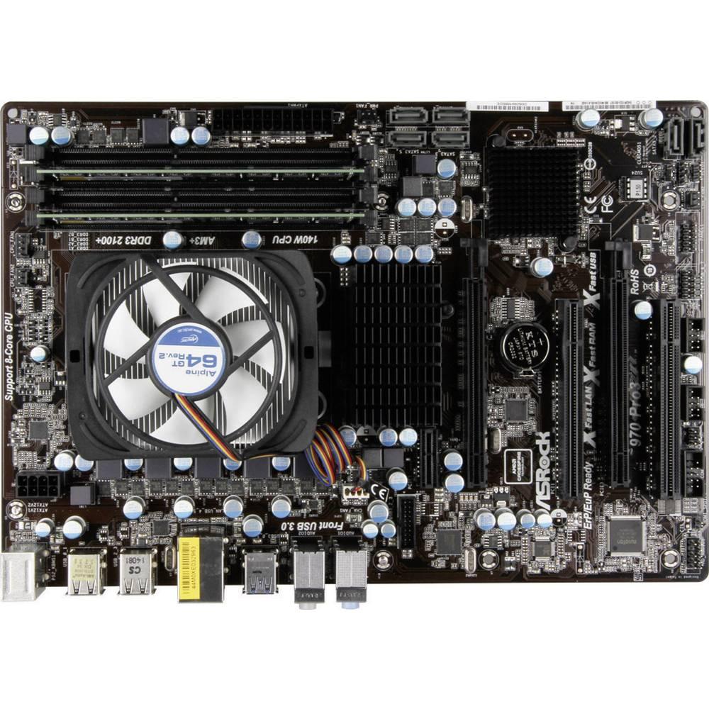 Renkforce Pc Tuning Kit Media Amd Fx 6300 6 X 35 Ghz 8 Gb Atx Processor Box