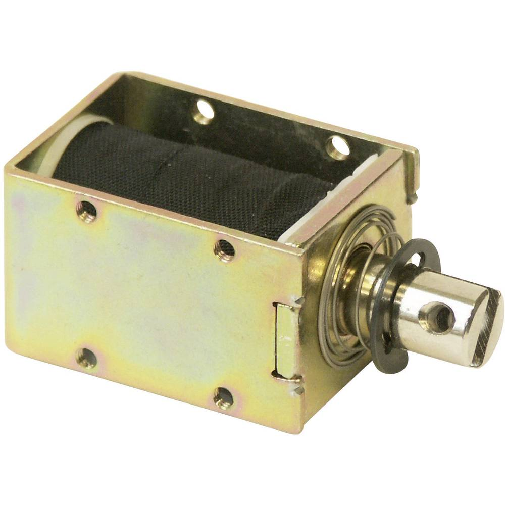 Dvižni magnet, vlečni 0.2 N/mm 6.6 N/mm 12 V/DC 2 W Intertec ITS-LS-1614-Z-12VDC