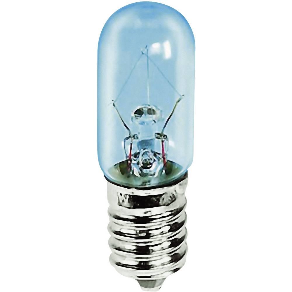 Cevasta žarnica 12 V 15 W 1.25 A podnožje=E14 prozorna Barthelme vsebina: 1 kos