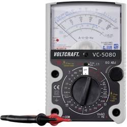 Hånd-multimeter Analog VOLTCRAFT VC-5080 Fabriksstandard CAT III 500 V