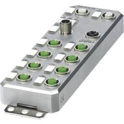 SPS-razširitveni modul Phoenix Contact AXL E EIP DI8 DO4 2A M12 6M 2701490 24 V/DC